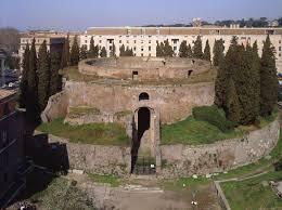 Mausoleo Augusto, restauro e nuova piazza con Cavea e caffè