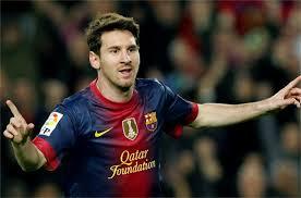 Calcio per la pace: in campo all'Olimpico Messi, Lavezzi e la voce di Violetta