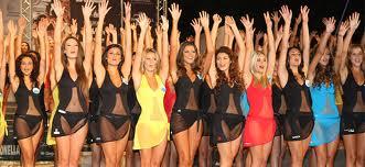 Miss Italia, 7 ragazze lazialI alla sfida per la reginetta di bellezza