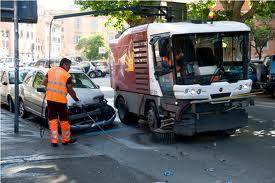 Pulizia strade, a settembre parte la manutenzione straordinaria