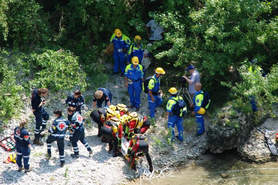 Civitavecchia, anziano scomparso da due giorni: ritrovato in un fossato