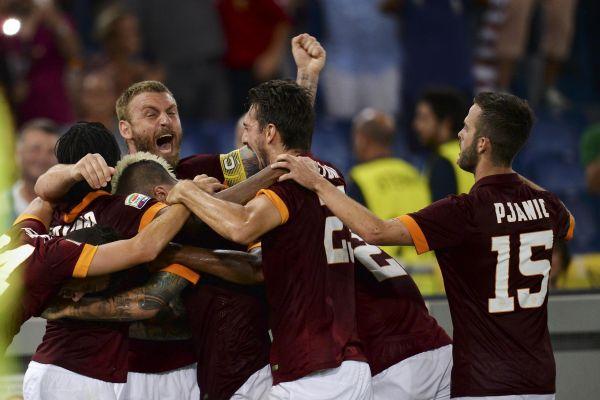 Roma, buona la prima: dopo le paure della vigilia la risposta contro la Fiorentina. I giallorossi vi...
