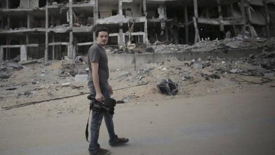 Simone, domani a Pitigliano i funerali del reporter romano morto a Gaza