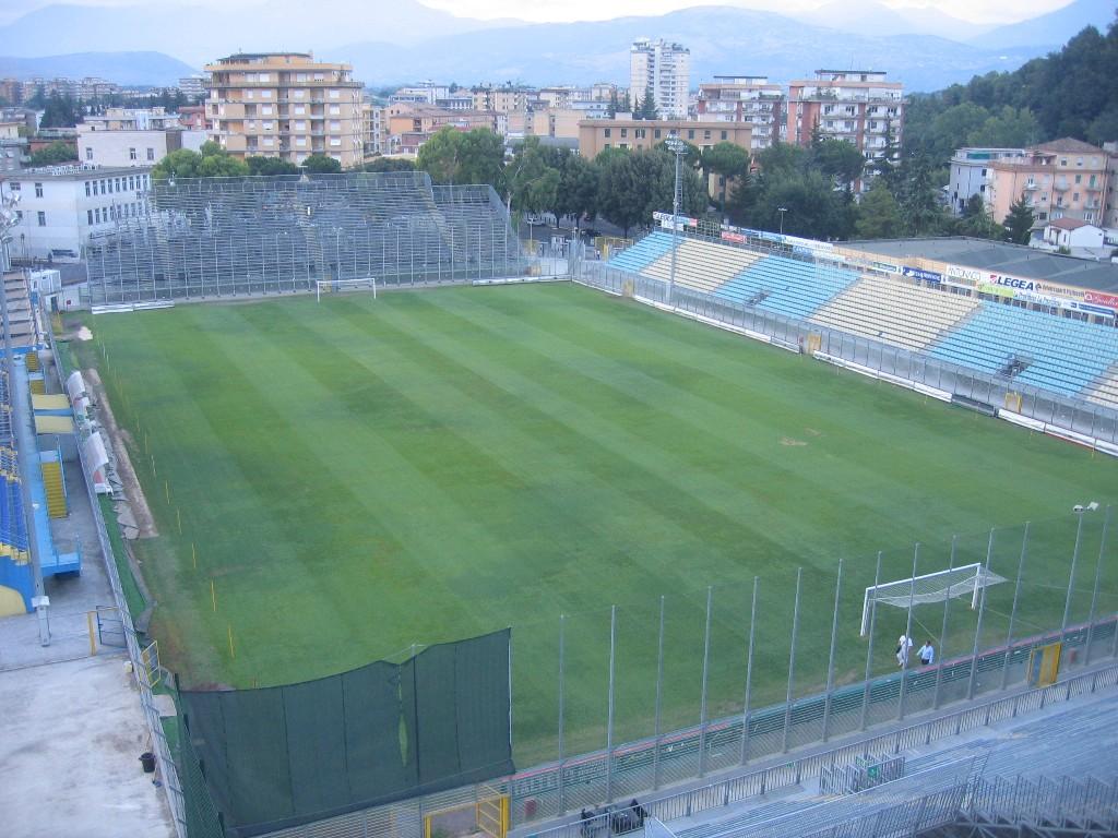 Stadio Frosinone, la Lega ufficializza l'ok all'impianto