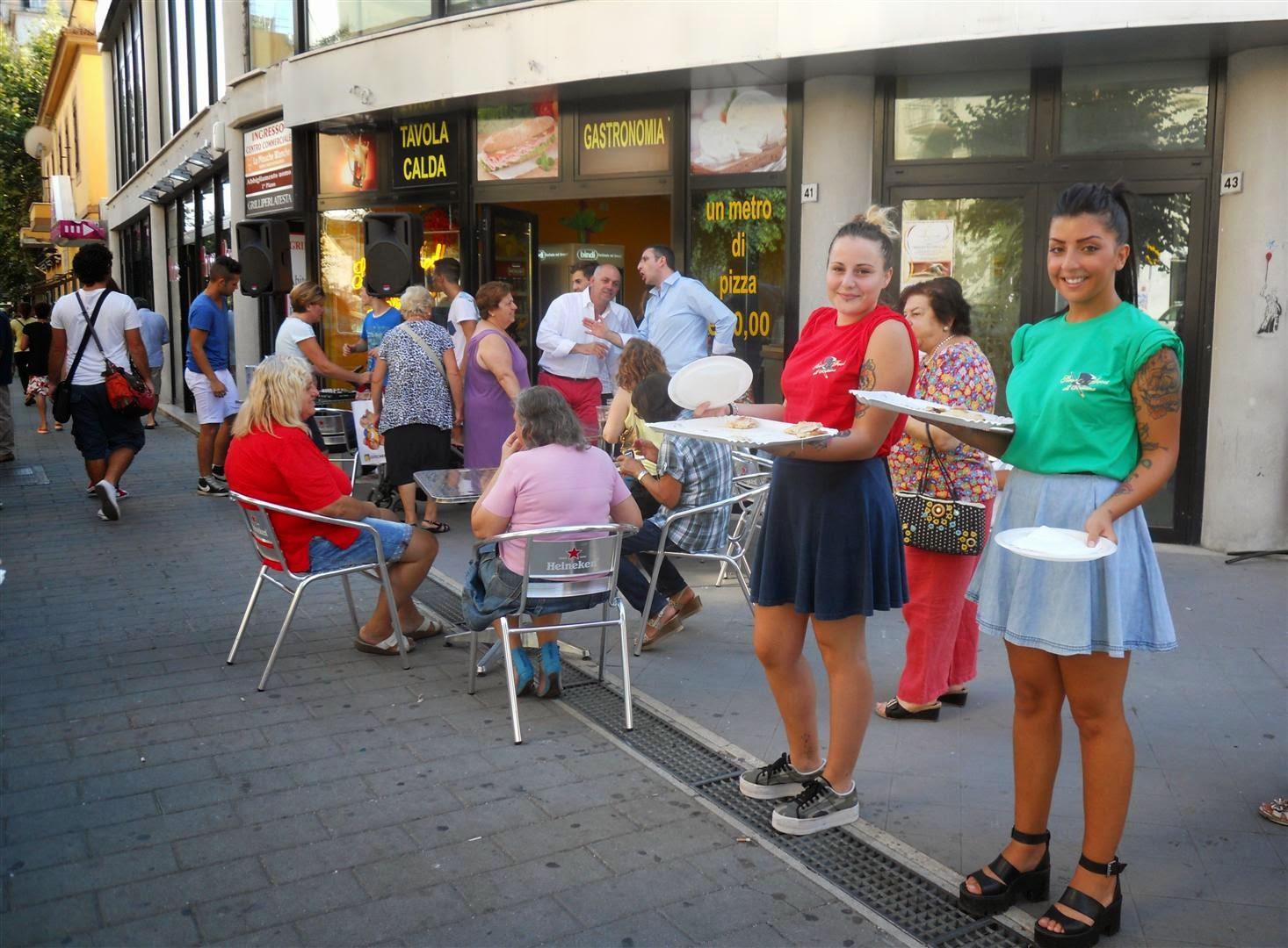 ESTATE/Ladispoli capitale del cibo di strada