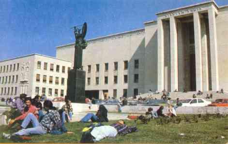 La Sapienza, al sit-in gli studenti denunciano