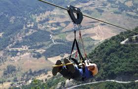 Latina, Fly in the sky arriva a Rocca di Massima: un volo d'angelo lungo 2mila metri
