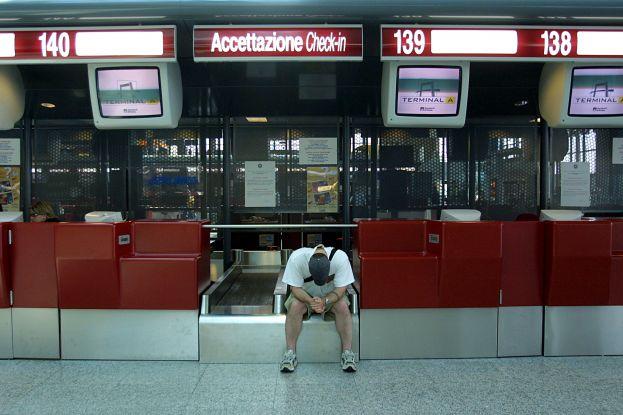 Sciopero controllori, voli dirottati da Ciampino a Fiumicino
