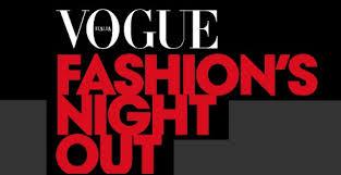 Moda, al Vogue fashion's night di Roma si apre la danza della notte dello shopping