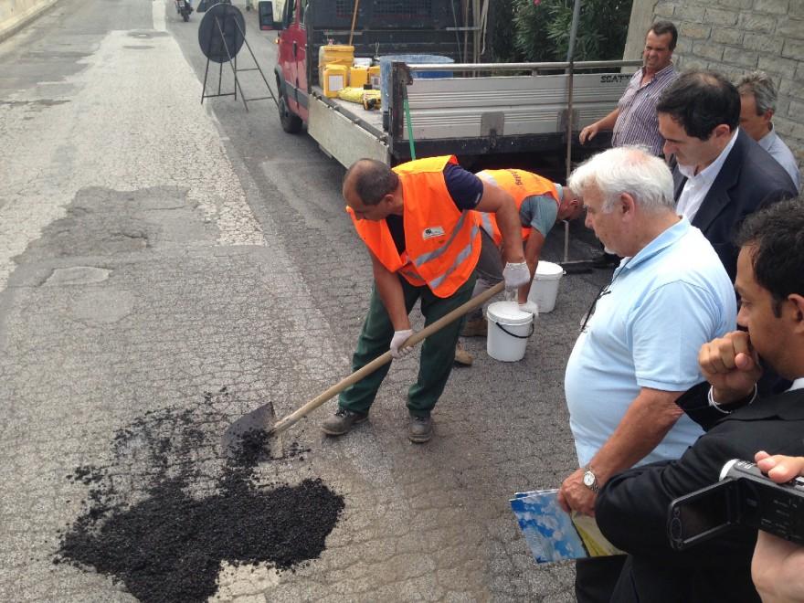 Rifiuti trasformati in asfalto-bio: ecco il brevetto di Ama