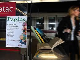 Atac, al via il book-crossing: scambio di libri nelle stazioni metro