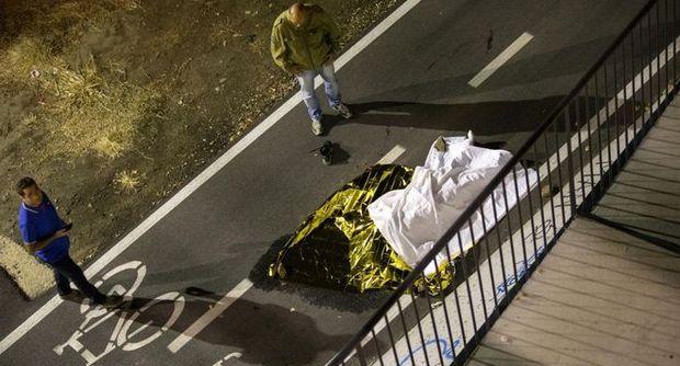 Ostiense, ritrovato un cadavere sotto il ponte della Scienza: ipotesi suicidio