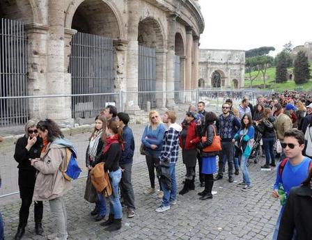 Per pasqua a Roma la cultura è gratis: Colosseo, Fori e musei a ingresso libero