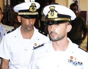 Marò, un appello sulla maglietta di una squadra d'eccellenza per liberare Girone e Latorre