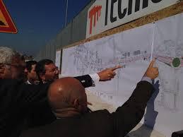 """Tiburtina, Marino inaugura il sottopasso di Settecamini. La promessa: """"Presto la Metro C"""""""