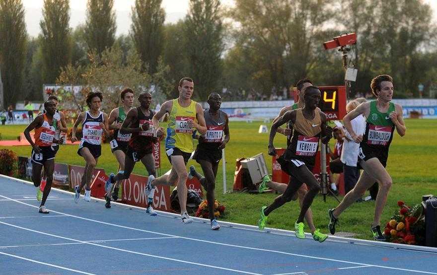 Atletica, domani a Rieti il meeting mondiale: occhi puntati su sprint e salto in alto