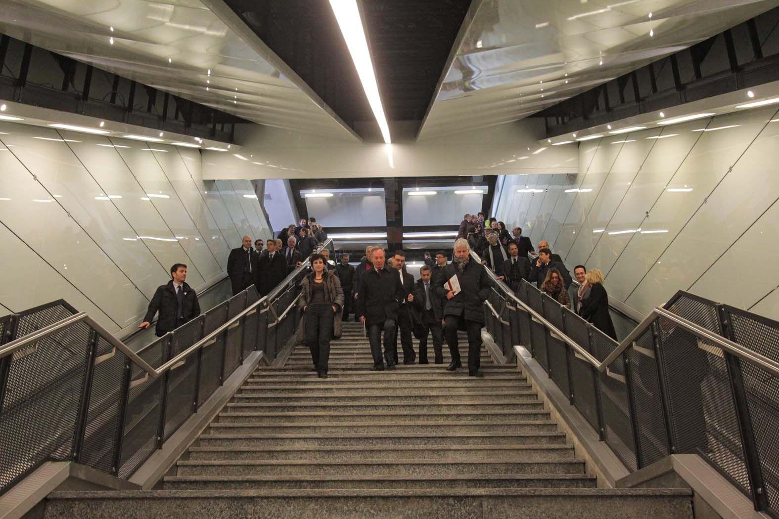 Metro C, domani apre da Monte Compatri a Centocelle. Improta:
