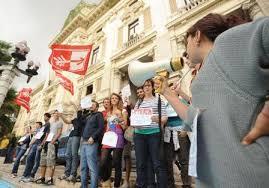 Scuola, blitz degli studenti al Miur in attesa delle linee guida per la riforma