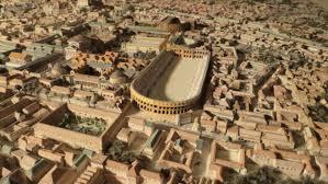 I gladiatori tornano allo stadio di Domiziano