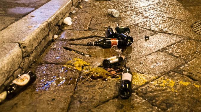 Lazio-Etienne, il prefetto vieta la vendita di alcolici