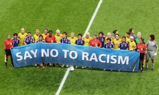 Respect diversity, la Uefa si dà appuntamento a Roma contro il razzismo