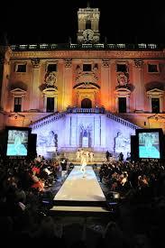 Moda, gli stilisti del futuro alla sfida sotto le stelle al Campidoglio