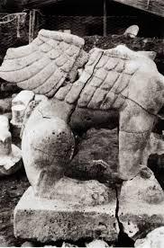Recuperata sfinge etrusca: era stata trafugata dal museo di Cerveteri