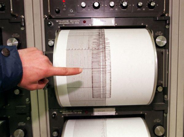 Terremoti, scossa di magnitudo 2.1 tra Lazio e Abruzzo