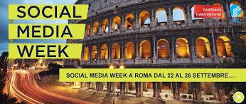 Social media week, a Roma l'evento internazionale dedicato all'innovazione