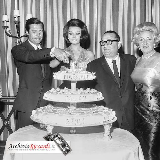 Una mostra e un libro fotografico  per festeggiare gli 80 anni di Sophia Loren