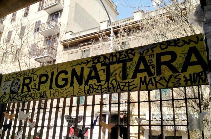 Tor Pignattara, una fiaccolata in memoria del giovane pachistano picchiato a morte