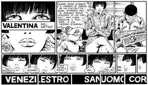 Cart Gallery, l'eros di Crepax da Valentina a Casanova