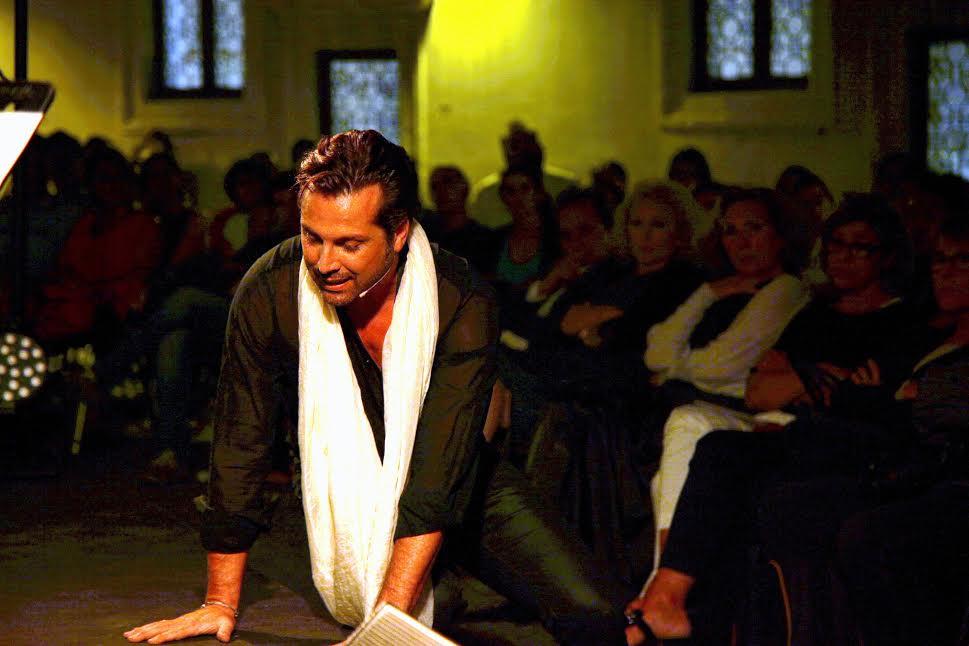 Grande successo di Vincenzo Bocciarelli con Caravaggio