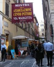 'Cento pittori di via Margutta', al via la 97esima edizione della mostra