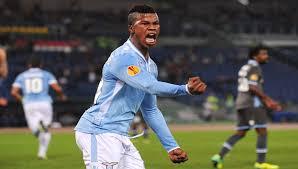 Lazio, lesione muscolare per Keita: out per due settimane