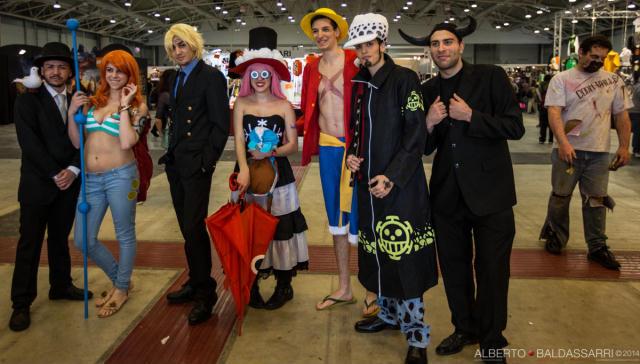 Romics, dal 7 aprile torna la kermesse dedicata al mondo dei fumetti