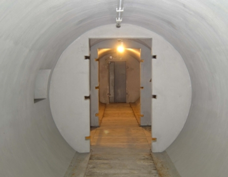 Da cantina a rifugio: riapre il bunker di Mussolini