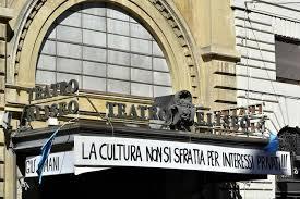 Teatro Eliseo, i lavoratori ancora senza stipendio. I sindacati: