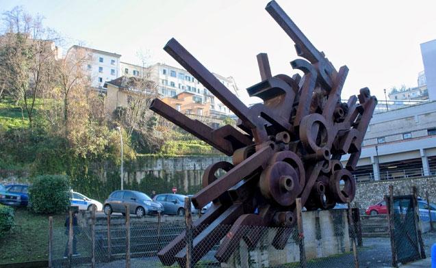 Monumento ai caduti, al via il restauro della struttura di Mastroianni a Frosinone