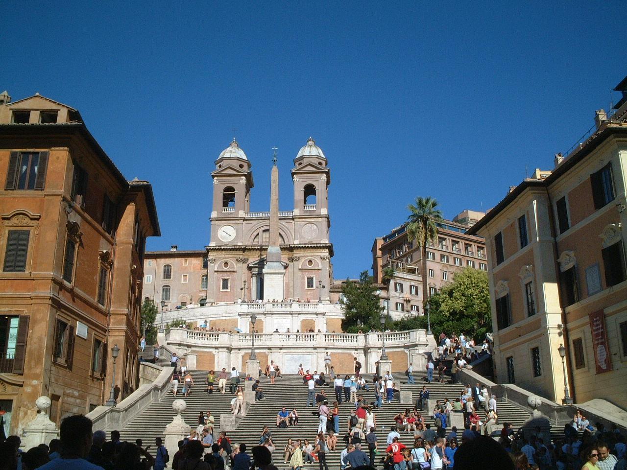 Turismo, boom di visite per la Capitale: oltre un milione a settembre, primato agli americani