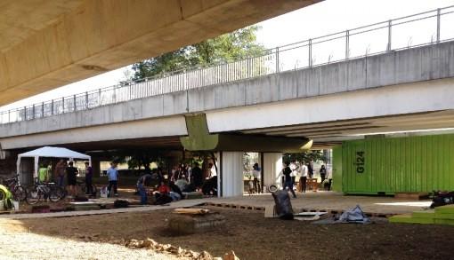 Il viadotto dei Presidenti si trasforma in green street con gli architetti di Renzi Piano
