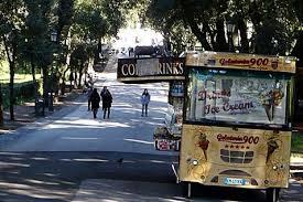Camion bar, Leonori: