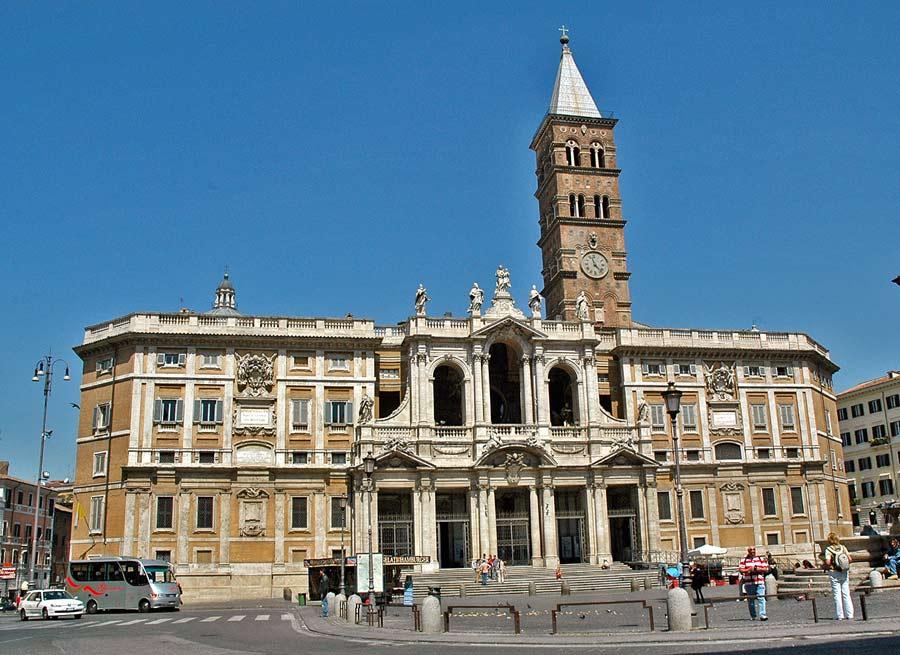 Giubileo, il 1 gennaio cerimonia a Santa Maria Maggiore: ecco le strade chiuse