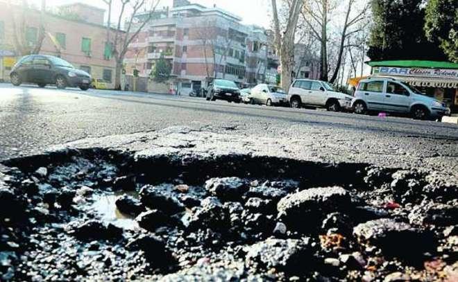 Municipio V, al via lavori di riqualificazione per le strade