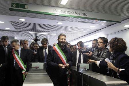 Metro C: pronti, partenza, via e primo guasto. Adesso San Pietro senza macchinisti, Marino: