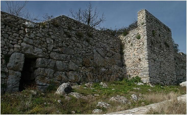 Frosinone, al via il progetto di recupero delle mura storiche