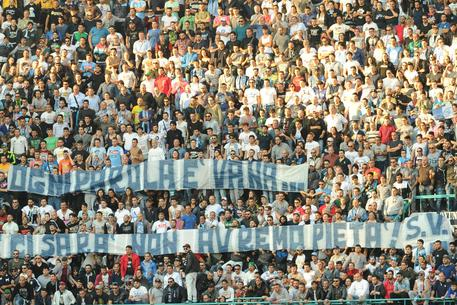 Napoli-Roma, 2-0: partenopei frenano gli uomini Garcia. Striscione choc: