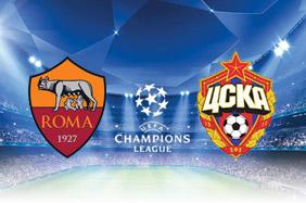 Champions, la Roma cerca il colpo nel gelo di Mosca