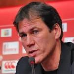 """Roma, Garcia: """"Obiettivo Champions, ma il destino è vincere. Dzeko e Totti insieme non è eresia..."""