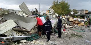 Campi nomadi abusivi: sgombero per 80 persone, 30 le baracche demolite a Quintiliani
